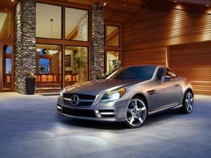 Обои Mercedes Benz CLK