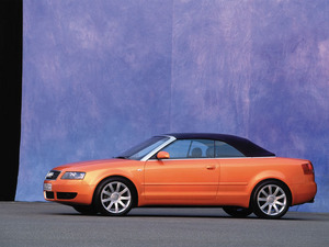 Обои Audi A4 Cabrio