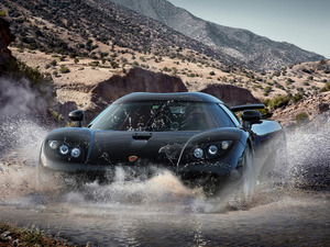 Обои Koenigsegg CCX