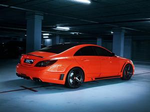 Обои Mercedes-Benz CLS