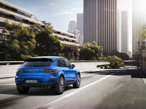 ���� Porsche Macan S