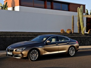 ���� BMW 6 Gran coupe