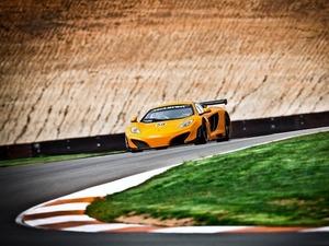 Обои McLaren