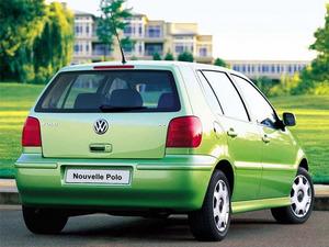Обои VW Polo