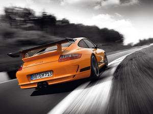 Обои Porsche 911 GT3 RS