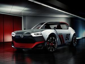 ���� Nissan iDx Nismo 2014