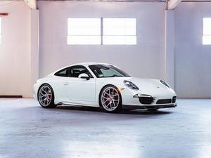 Обои Porsche 911 Carrera GT