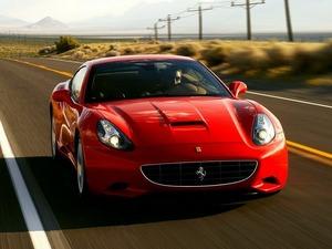 ���� Ferrari California