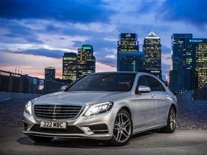 Обои Mercedes-Benz S-Класс 2014 (W222)