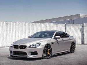 Обои BMW M6