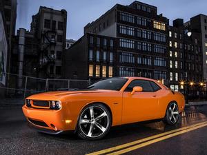 Обои Dodge Challenger Shaker 2014