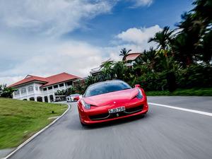 ���� Ferrari 458 Italia