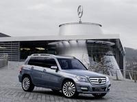 Обои для рабочего стола: Mercedes GLK
