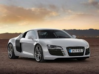 Обои для рабочего стола: Audi R8