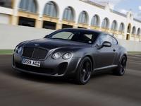 Обои для рабочего стола: Bentley Continental GT