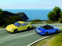 Обои для рабочего стола: Porsche Carrera 4 GTS