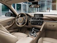 Обои для рабочего стола: Интерьер BMW