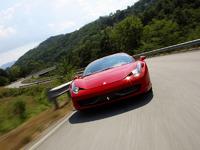 Обои для рабочего стола: Ferrari 458 Italia