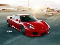 Обои для рабочего стола: Ferrari F430