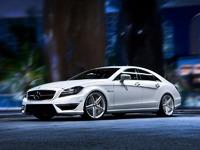 Обои для рабочего стола: Mercedes-Benz CLS