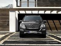 Обои для рабочего стола: Mercedes GL