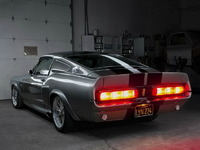 Обои для рабочего стола: Ford Mustang Shelby GT500 Cobra