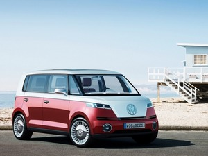 Обои Volkswagen Bulli Concept