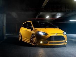 Обои Ford Focus ST