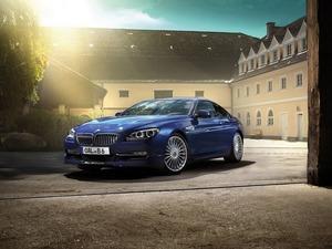 ���� BMW ALPINA B6