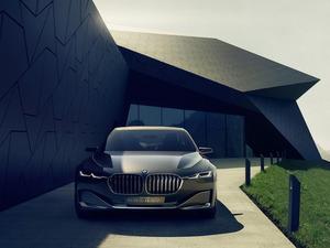 Обои Концепт BMW Vision Future Luxury