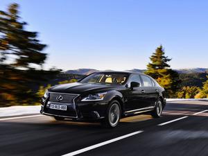 ���� Lexus LS