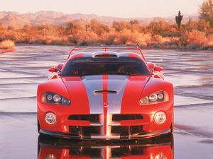 Обои Dodge Viper