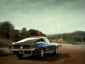 Обои Ford Mustang