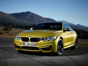 Обои BMW M4