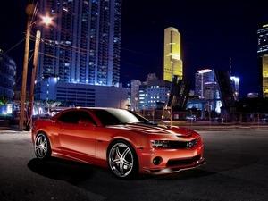 Обои Chevrolet Camaro