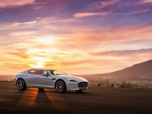 Обои Aston Martin Rapide S