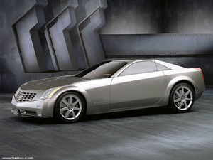 ���� Cadillac XLR Concept