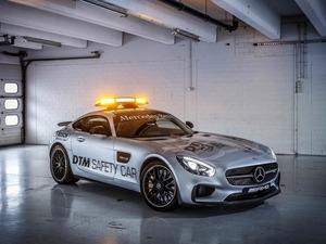Обои DTM Safety Car