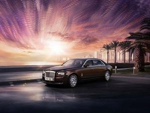 Обои Rolls-Royce Ghost
