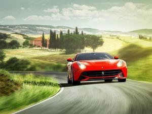 Обои Ferrari F12 Berlinetta
