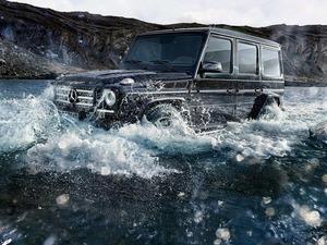 Обои Mercedes G