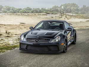 Обои Mercedes SL