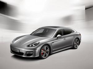 Обои Porsche Panamera Turbo