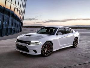 Обои Dodge Charger SRT Hellcat