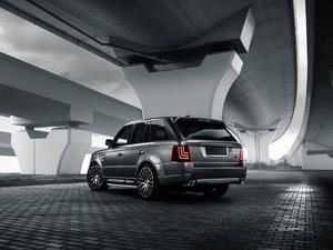 Обои Range Rover Sport
