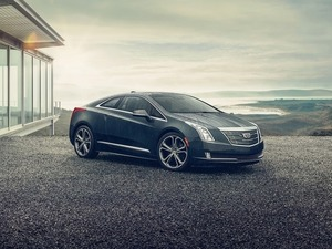 Обои Cadillac ELR 2016