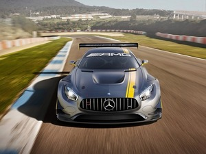 Обои Mercedes-Benz AMG GT3