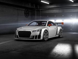 Обои Audi TT clubsport turbo