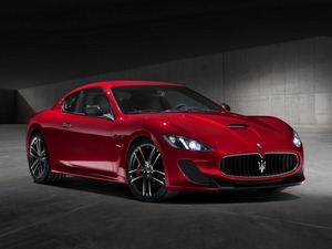 Обои Maserati GranTurismo MC Stradale