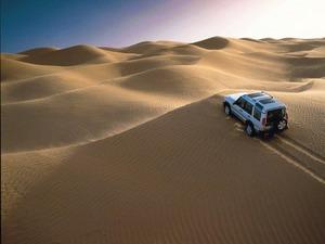 Обои Land Rover Discovery